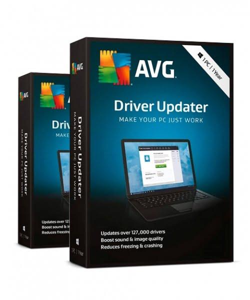 AVG Driver Uppdater
