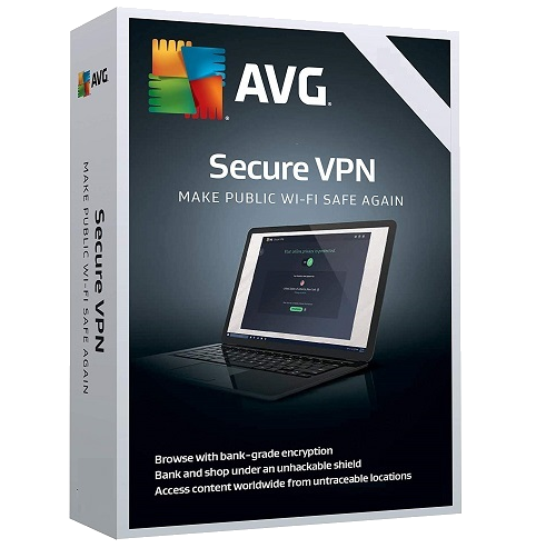 AVG VPN för iPhone and iPad