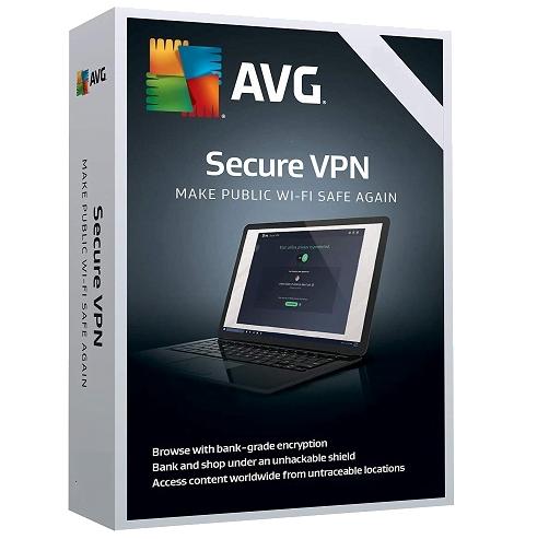 AVG VPN för Mac